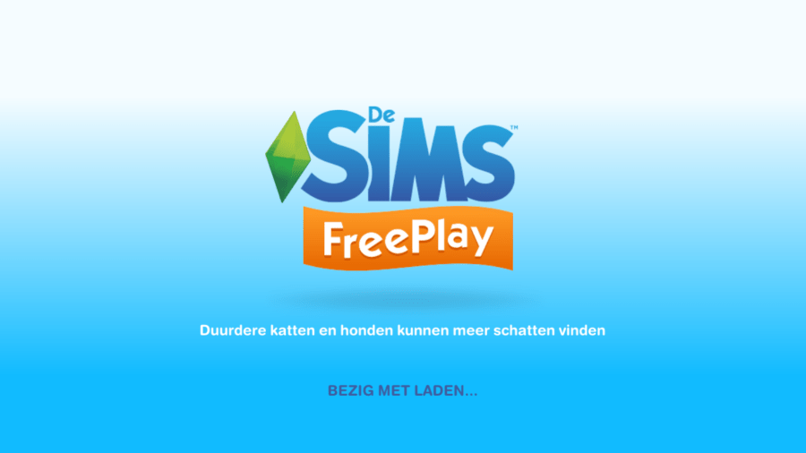 The Sims Freeplay: buren