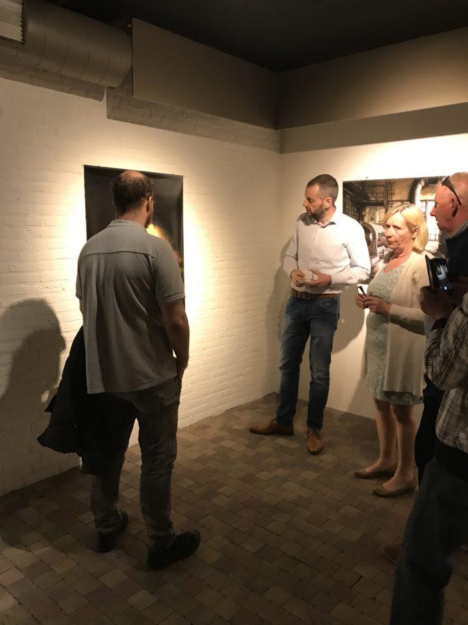 Mijn leven in foto's #59 - Grote opening expositie Urban Relics Hans van Vrouwerf