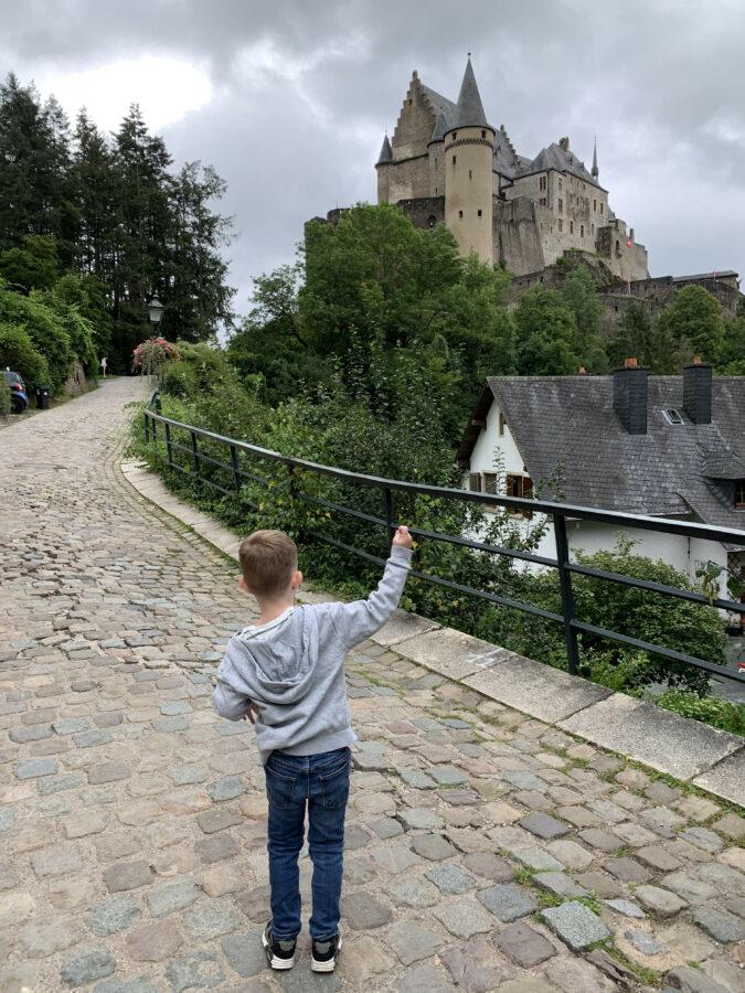 Onze vakantie in Luxemburg - Vianden