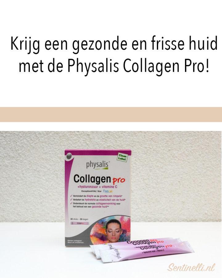 Krijg een gezonde en frisse huid met de Physalis Collagen Pro!