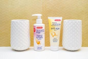 Kruidvat Anti Age handcrème en Hand- en nagellotion