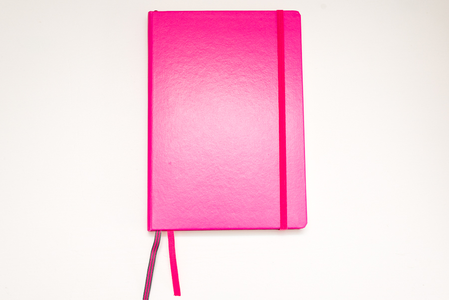 LEUCHTTURM1917 roze a5 blanco notitieboek