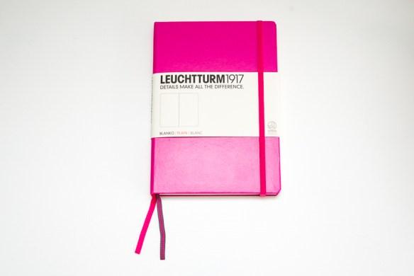 Winactie – Win een LEUCHTTURM1917 notitieboek (t.w.v. max 30 Euro) naar keuze!