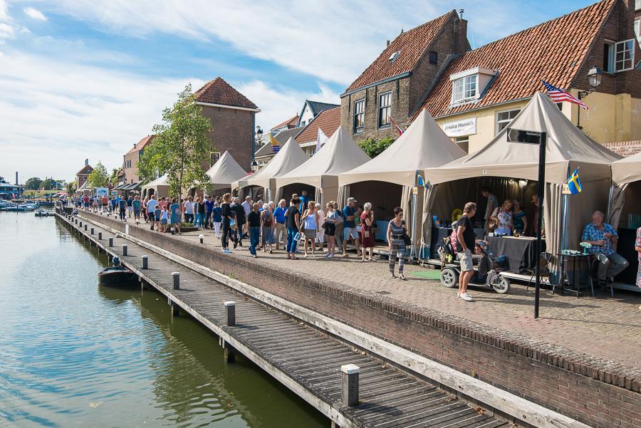 Nationale Glasdagen in Leerdam waren een zeer groot succes! Overzicht