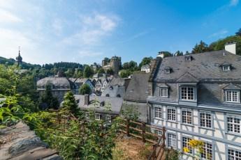 Monschau 'de parel van de Eifel'