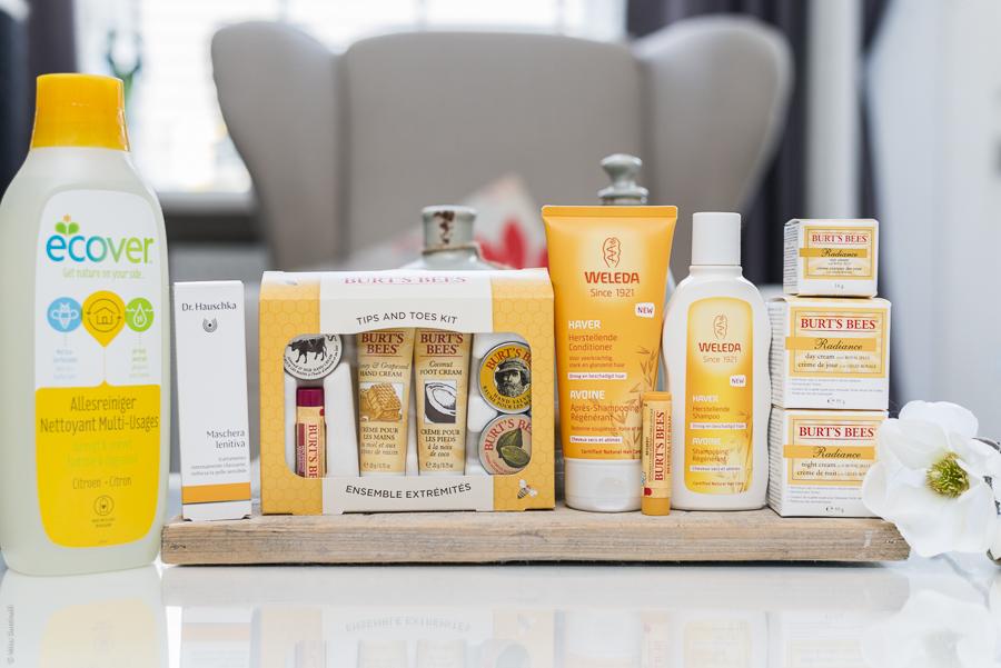 Burt's Bees, Weleda, Dr. Hauschka en Ecover via BigGreenSmile