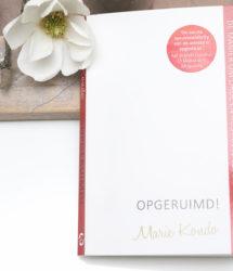 Opgeruimd! van Marie Kondo 18,99 Euro
