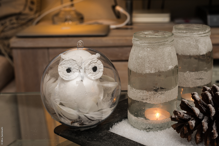 Winter DIY – Uiltjes in een nestje