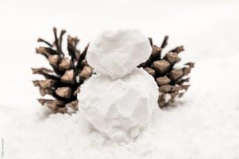 Zelf nep sneeuw maken