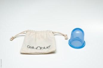 Last van cellulite en de sinaasappelhuid? Gebruik Cellublue!