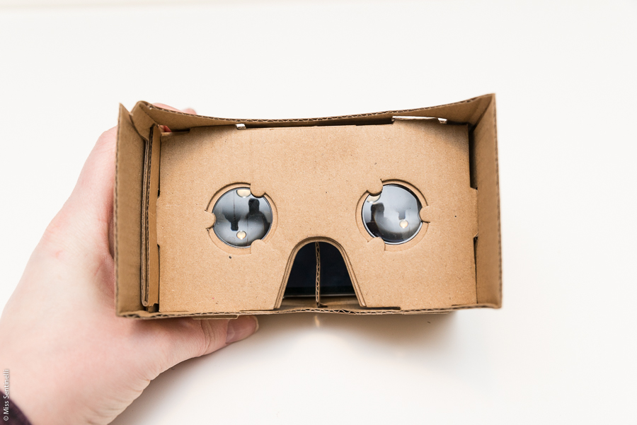 Virtual Reality gadgets: Ritech en Google Cardboard