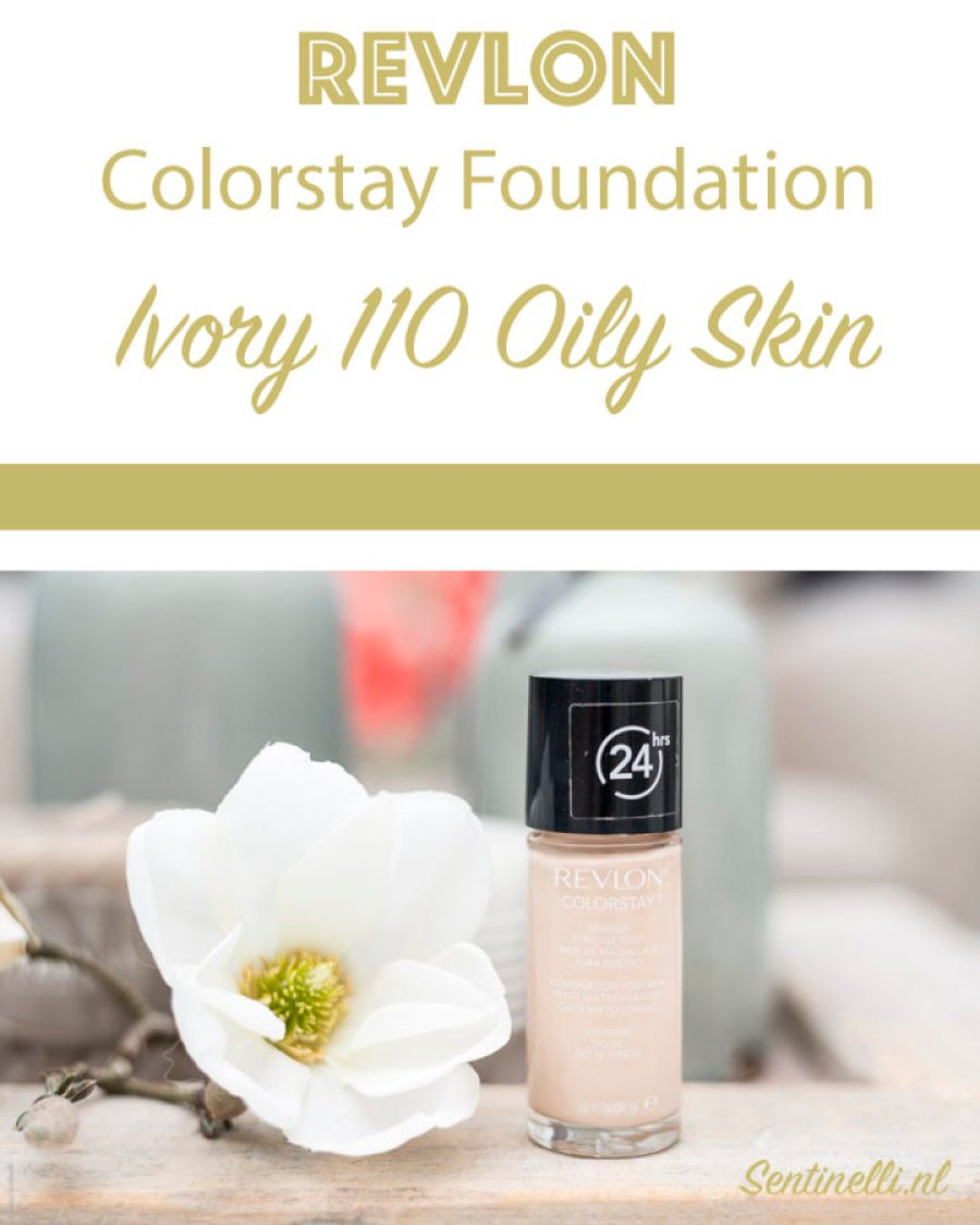 Revlon Colorstay Foundation Ivory 110 Oily Skin