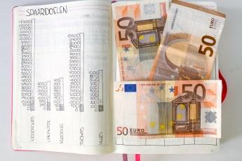 Sparen update juli - Hoeveel hebben we deze maand kunnen sparen?