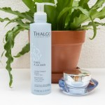 Thalgo beautifying tonic lotion en Nutri-soothing cream