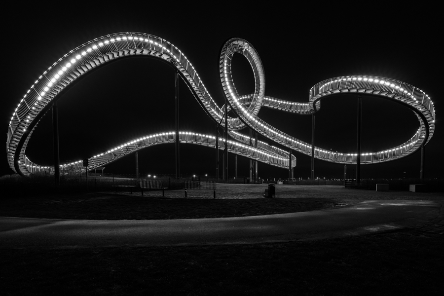 Tiger & Turtle – Magic Mountain in Duisburg
