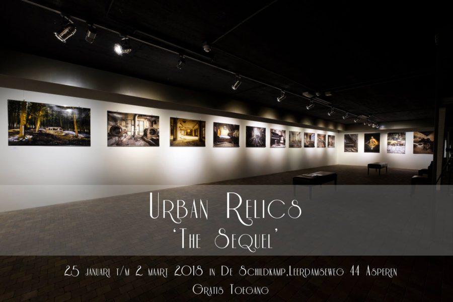 Urban Relics 'the sequel' - Foto expositie van mijn man (Hans van Vrouwerf)