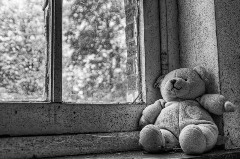 Verlaten psychiatrisch ziekenhuis