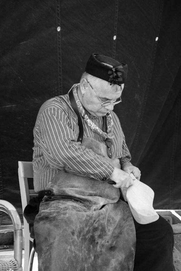 Foto's van Visserijdag Spakenburg 2018