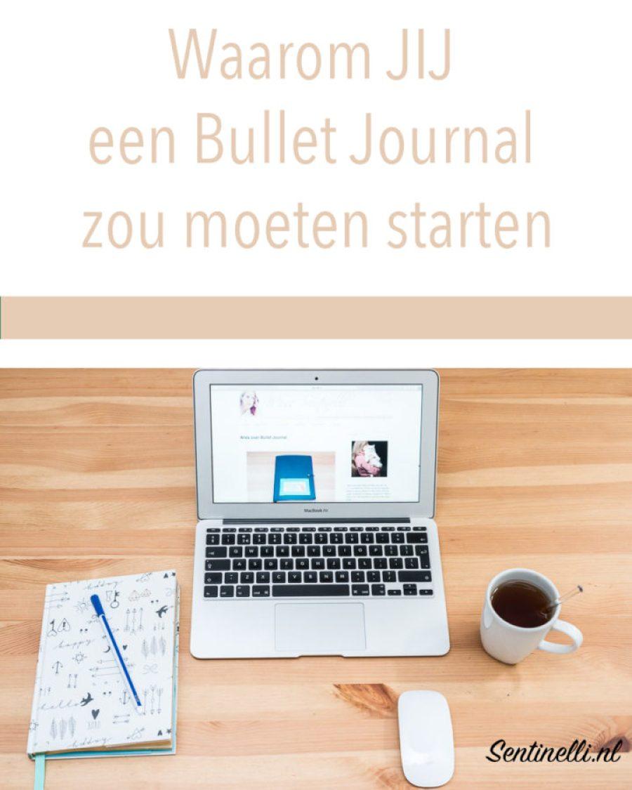 Waarom JIJ een Bullet Journal zou moeten starten