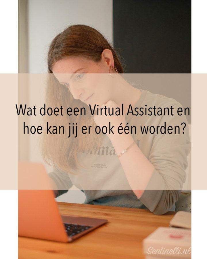 Wat doet een Virtual Assistant en hoe kan jij er ook één worden?