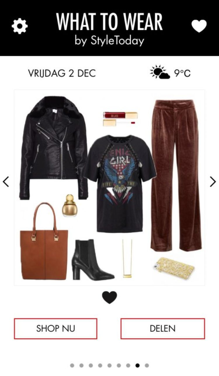What To Wear App
