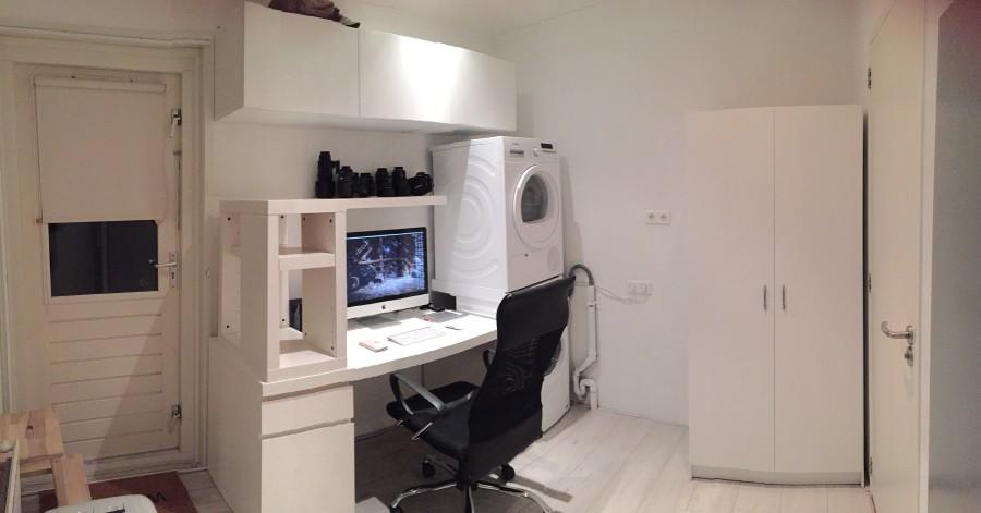 Mijn leven in foto's #28 - nieuw kantoor - nieuwe IKEA meubels