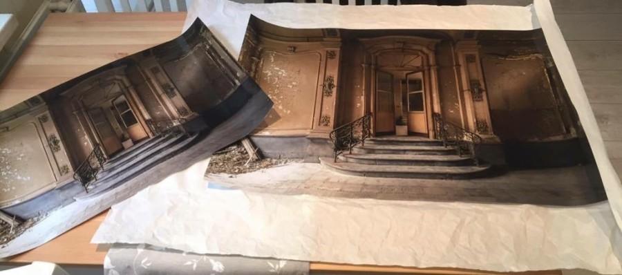 Mijn leven in foto's - Verlaten panden posters