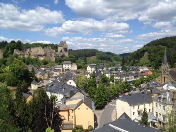 Huwelijksreis te Luxemburg
