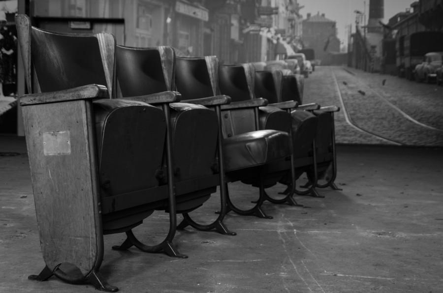 Verlaten theater