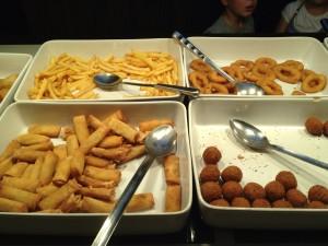 Heerlijk eten bij