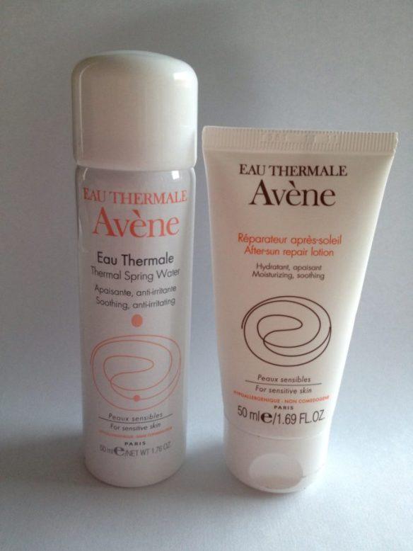 Eau Thermale Avene After-sun repair lotion en Thermal Spring Water