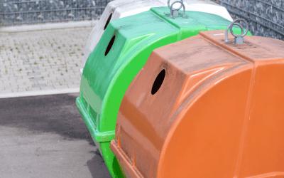 Smarte Sensoren für Glascontainer in Fürth