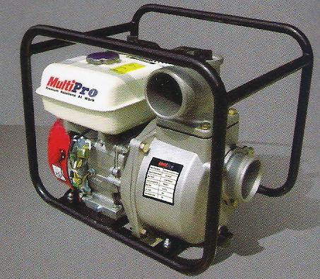 Pompa Air Bensin (Gasoline Engine) 2 Inch GWP-20/4 SW