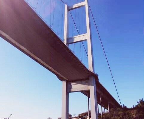 Didem Elif Fotoğraf Arşivi | Boğaz Köprüsü | Öykü: Köprü