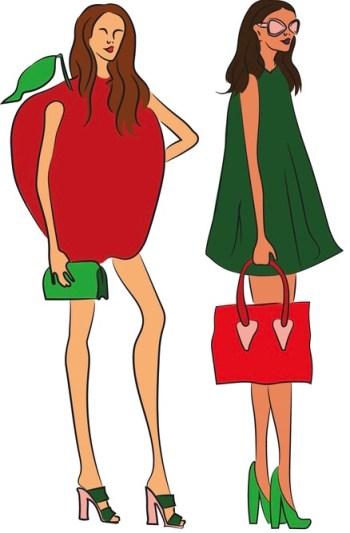 Kadın Vücut Tipleri: Elma | Yazı: Büyük Beden Şıklığı | Yazan: İrem Savaş