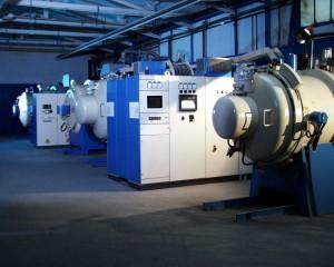 Vacuum heat treatment