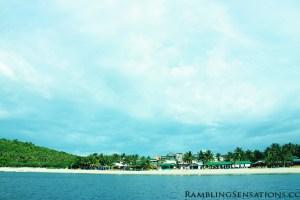 The Untamed Charm of Puerto Galera's White Beach