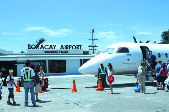 Boracay/Caticlan Airport