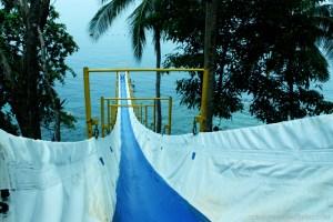 Davao Part 5. Fun Fun Fun At Samal Island's Maxima Aqua Fun and Eagle View Canopy Walk