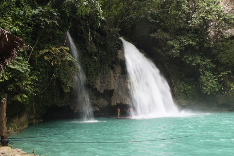 Kawasan Falls,Badian,Cebu