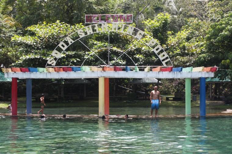 Bura Soda Pool, Camiguin