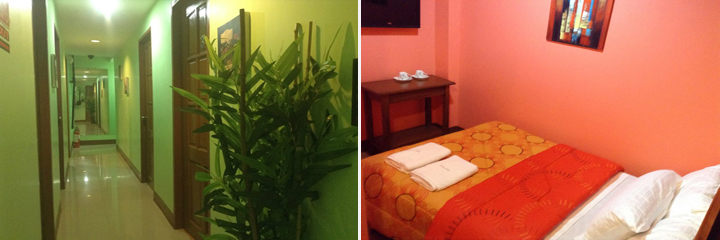 Mojica Residencia Hotel