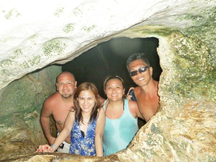 Cadugnon cave