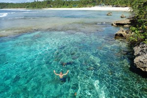 MAGPUPUNGKO ROCK POOLS AND BEACH, SIARGAO SURIGAO DEL NORTE