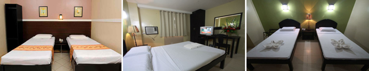 SAMPAGUITA SUITES PLAZA GARCIA LOCATION