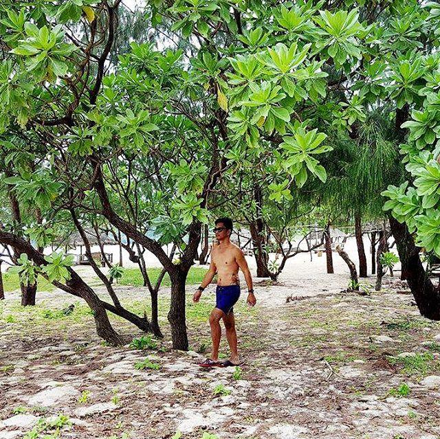 Into the water followme guys  beach beachfun beachesnresorts travelphhellip