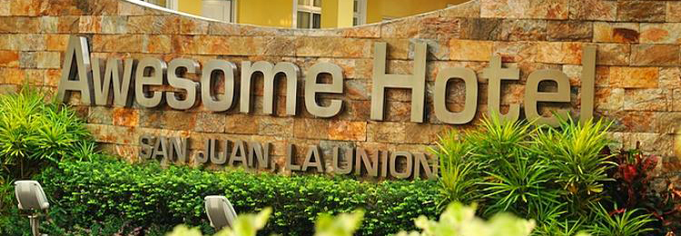 Awesome Hotel, San Juan, La Union