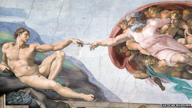 1564-2014 Michelangelo. Incontrare un artista universale