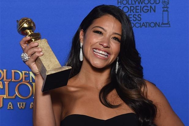 Gina rodriguez golden globe