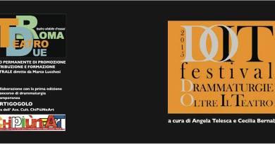 DOIT Festival – Drammaturgie Oltre Il Teatro